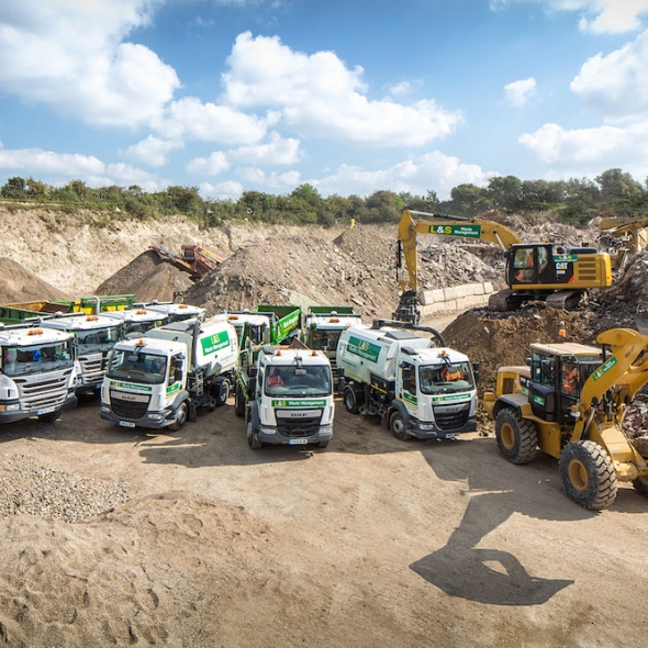 Investment yields strong results for L&S Waste