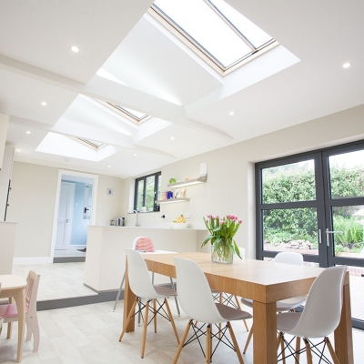 Putting the sparkle into Lumen Rooflights