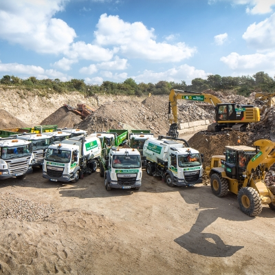 L&S Waste Management invest £2 million in New Fleet