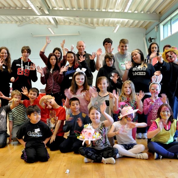 AMICUS ITS pledge support to Southampton Young Carers Project
