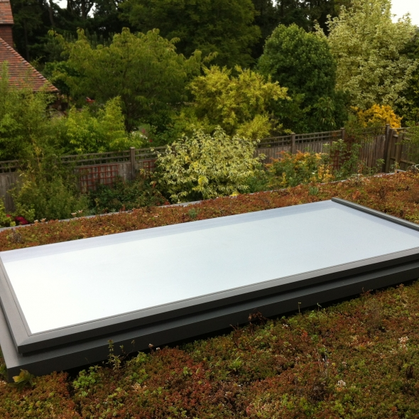 A New Horizon For The Lumen Bespoke Range Of Rooflights
