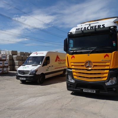 Meachers Offers A Solid Foundation For Stone Imports Business Em Paving