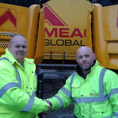 First Drivers Graduate From Meachers HGV Licence Upgrade Scheme