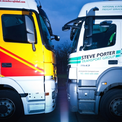 Steve Porter Transport Group Announce National Palletised Contract Win with Meachers Global Logistics